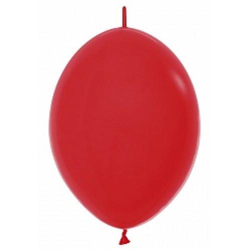 """Линколун (6""""/15 см) Красный (015), пастель, 100 шт."""