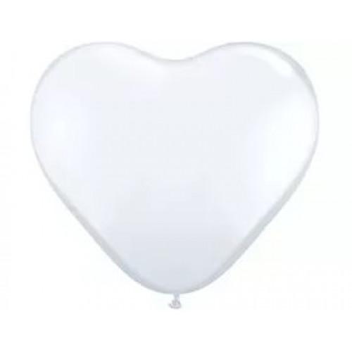 "Q Сердце 15"" Стандарт White"