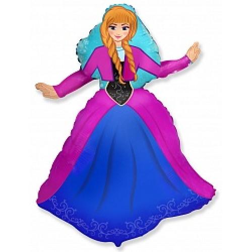Шар (39''/99 см) Фигура, Принцесса Алексия