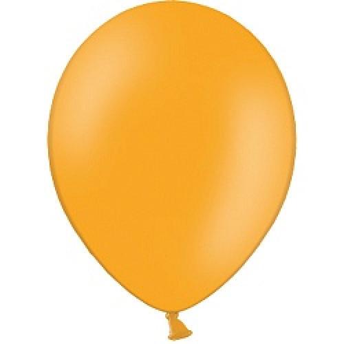 Шар (12''/30 см) Оранжевый, пастель, 100 шт.