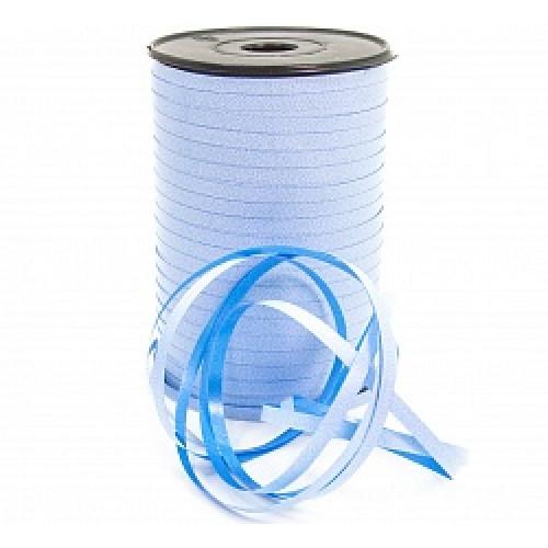 Лента (0,5 см*500 м) Голубой/Синий, 1 шт.