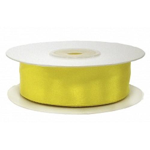 Лента атласная (5 см * 22,85 м) Желтый